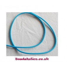 Hollow Silicone Tubing ~ In various colours