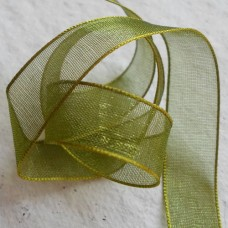 Organza Ribbon  ~  13mm in Several Colours