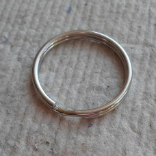 Stainless Steel ~ 25mm Spilt Rings