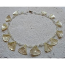 Necklace ~  Mother of Pearl
