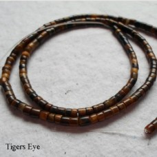 Tigers Eye Heshi Beads