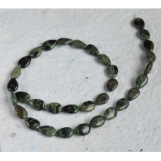 Kambaba Jasper ~Tear drops Beads