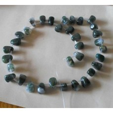 Drop Nuggets ~ Moss Agate