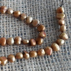 Fresh Water Pearls ~ Free form Nuggets in 2 colours