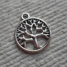 Antique Silver Charms ~ Tree of Life